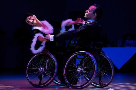 Danser en fauteuil roulant