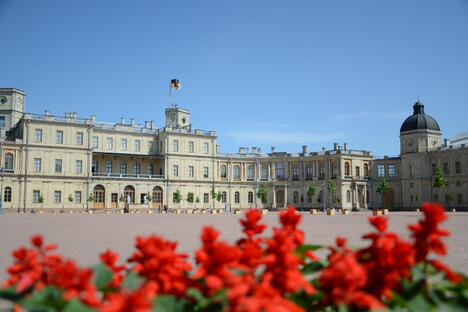 Gatchina main palace