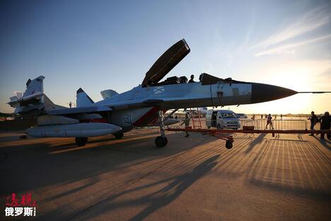 MiG-29K fighter jet CN
