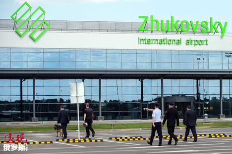 Zhukovsky International Airport CN