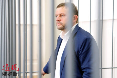 Governor of Kirov region Nikita Belykh CN