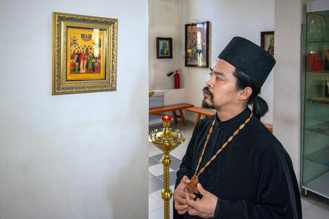 Chinese Priest