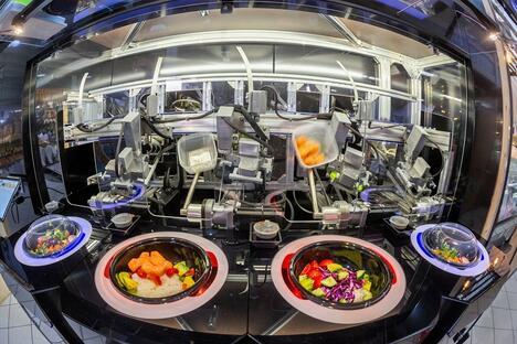 Robotic Chef