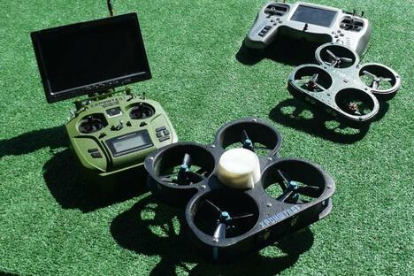Drone for Ratnik