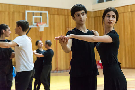 Muslim ballet 1