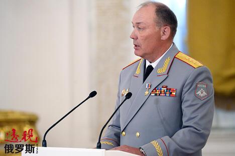 Colonel General Alexander Dvornikov CN