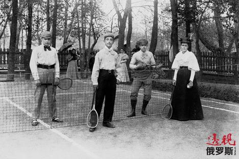 Игра в теннис CN