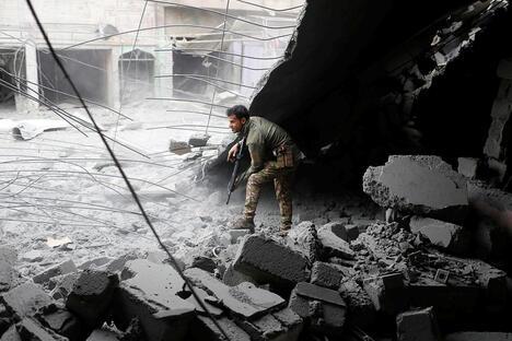 Syria Mosul