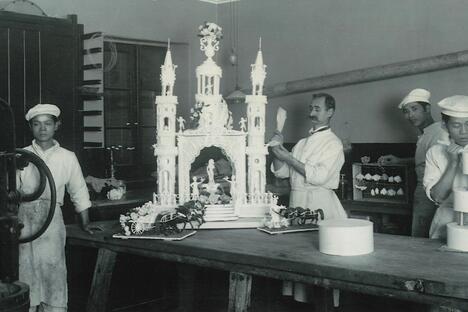 Astoria Cake