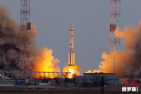 Proton-M rocket CN