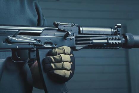 AK-9 compact rifle