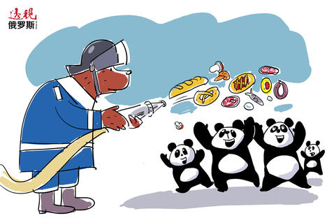 Can Russia Feed China CN