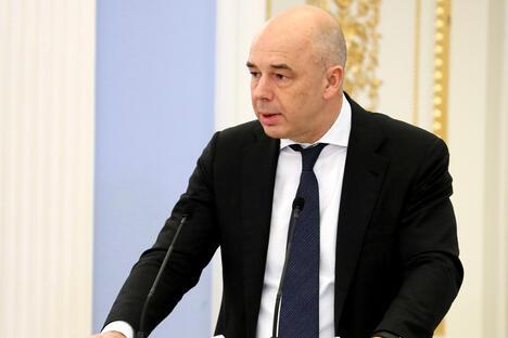 Anton Siliuanov