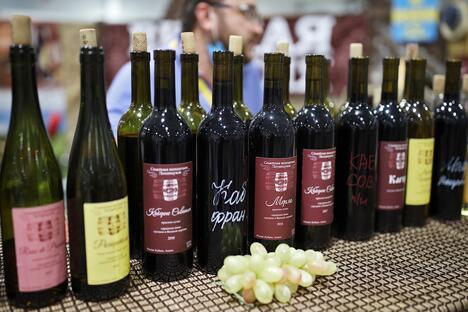 Russian wine