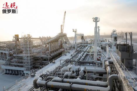 LNG Sabetta Port