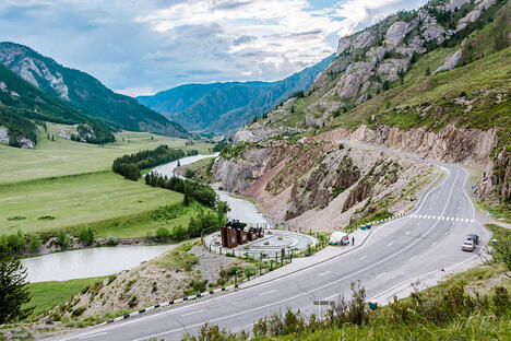 How to conquer Altai and Baikal by bike this fall