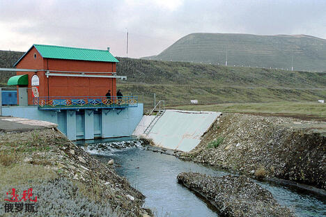 In Bashkiria build mini-hydropower plants CN