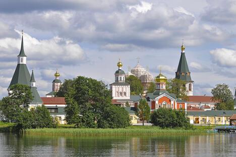 Valday Iversky Monastery