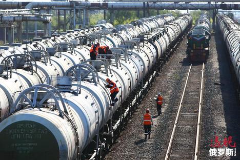LNG barrels