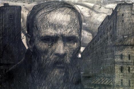 Ilya Glazunov's Dostoyevsky