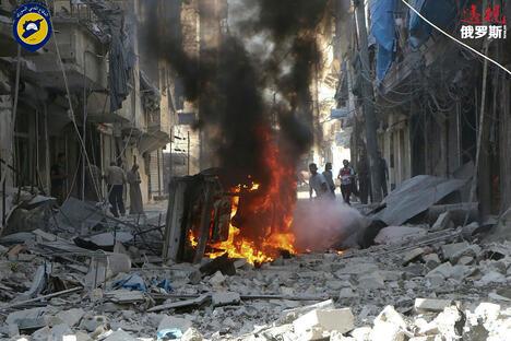 Syria Conflict CN