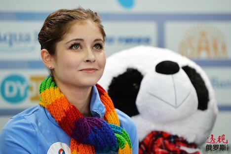 Yulia Lipnitskaya CN