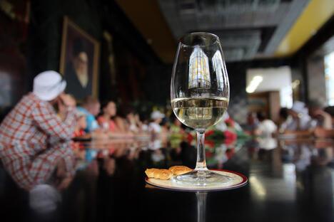 Novy Svet Wine