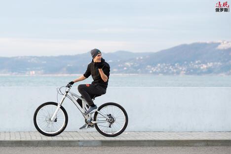 Russia By Bike