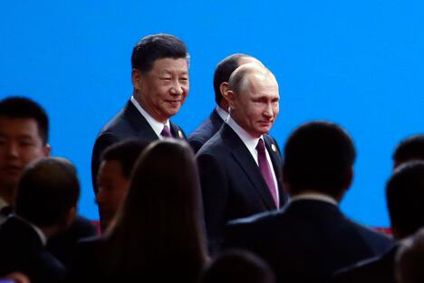 Putin and Xi