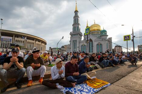 Muslims in Moscow
