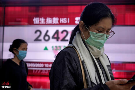 Hong Kong index