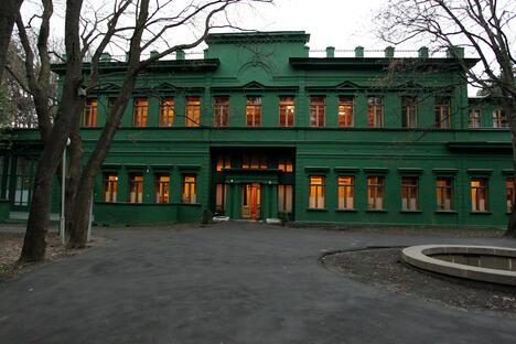 Stalin Dacha Kuntsevo
