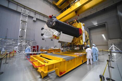 Telescope Spektr-RG (SRG)