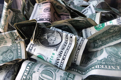 USD cash