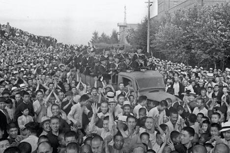 Harbin 1945