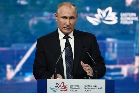 EEF Putin