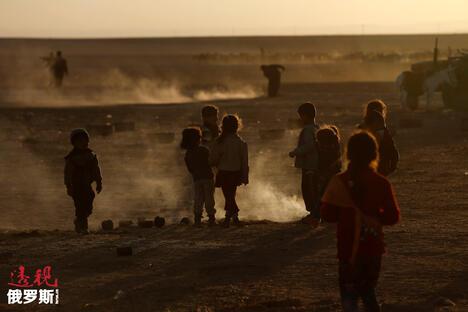 Mosul children