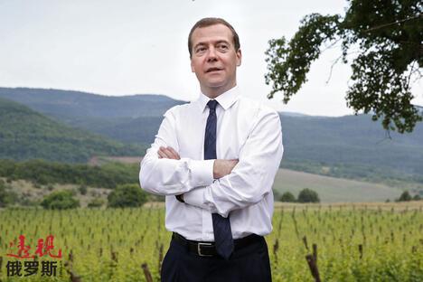 Medvedev in Yalta