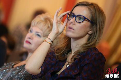 Ksenia Sobchak
