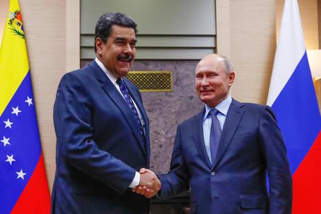 Maduro and Putin