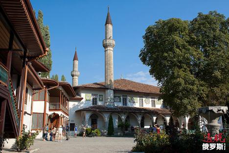 Bakhchisarai Palace
