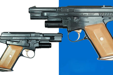 Kalshnikov Pistol