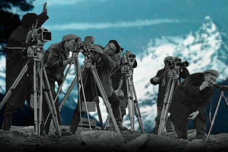 ICONIC Soviet photographers