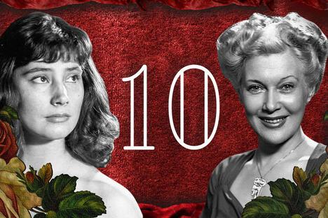 Soviet actresses
