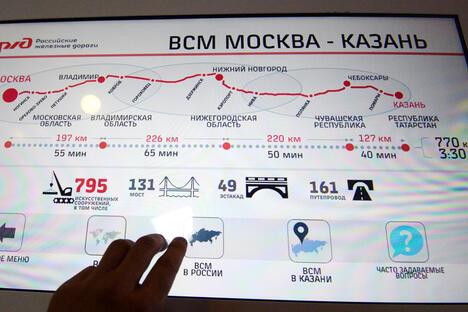 Moscwo-Kazan