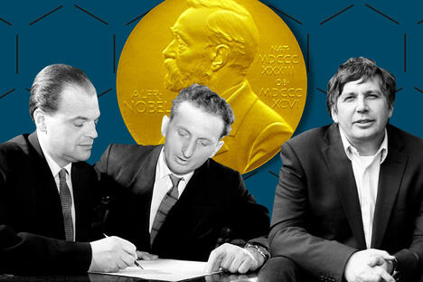 Russian Nobel Prize winners