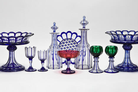 Glass masterpieces