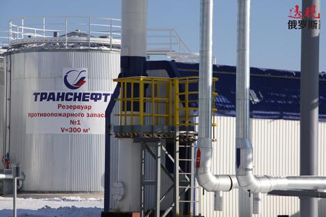 Transneft oil