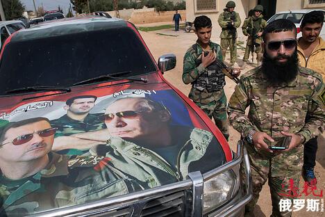 Putin Assad Syria CN