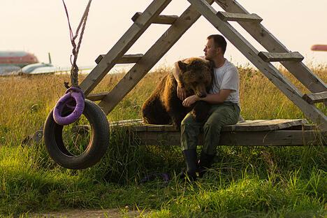 Mansur the bear